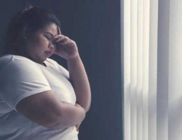 Qual o peso da tristeza?  A relação entre obesidade e depressão.